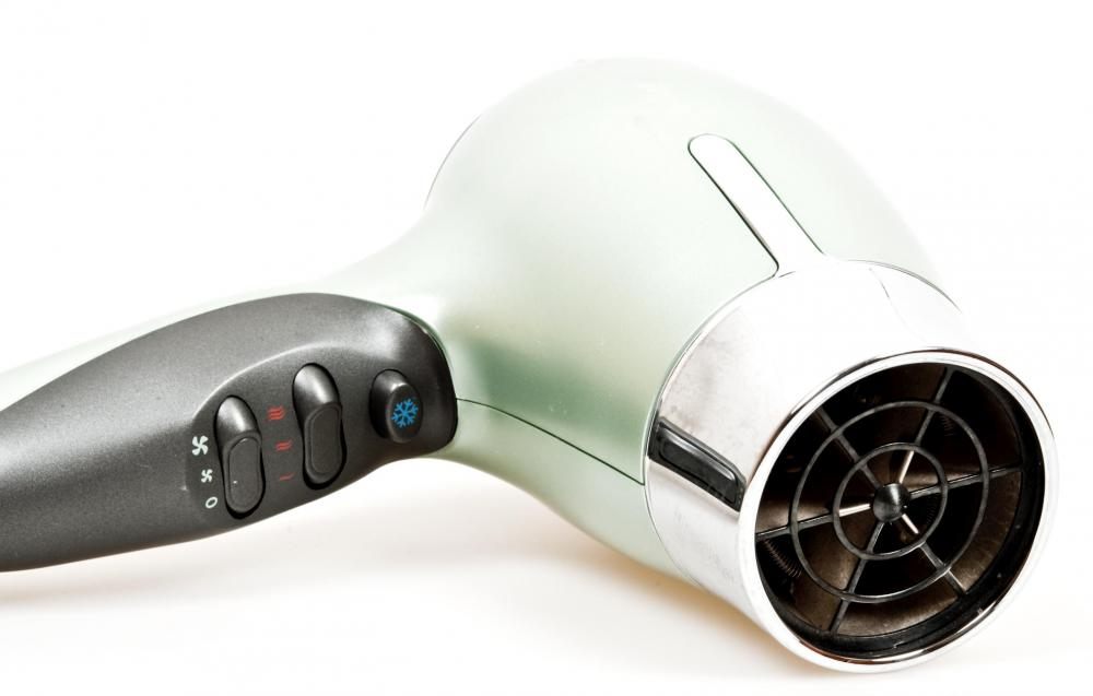 Turbo hair dryers can cause frizziness in longer hair.
