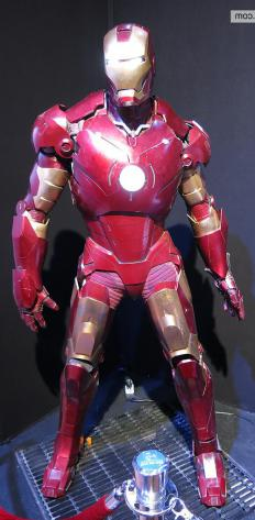 Film series featuring superheros, such as Iron Man, are typically concluded after a trilogy.