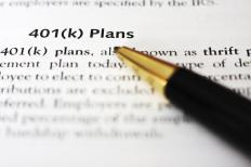 Information about 401k plans.