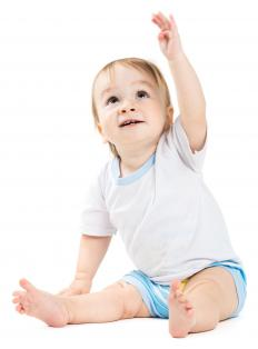 Sensory abilities begin to develop during infancy and early childhood.