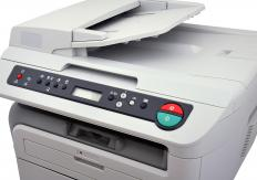 Familiarity with common office machines, like a copier, is a necessary skill for an administrative assistant.