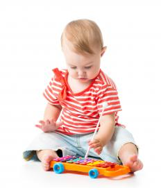 Xylophones for kids might be simply toys or actual musical instruments.