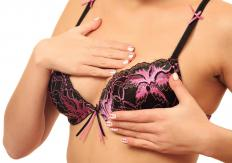 Most breast nodules are benign.