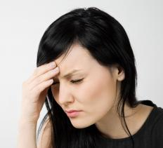 Headaches and confusion are both symptoms usually associated with arsenic poisoning.