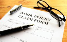 Workers may receive compensation for injuries acquired during work-related accidents.