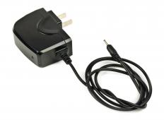 An AC cord adapter is one of the most common types of cord adapters.