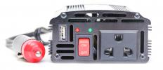 Car power inverters use high-current transistors.