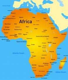 The Islamic Republic of Mauritania is in northwest Africa, and it is the 29th largest country in the world.