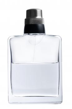Some colognes are suited for softening shoe material.