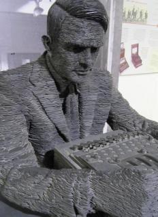 Alan Turing is responsible for inventing the turing machine in 1936.