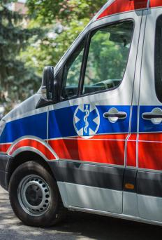 Ambulances are the quickest and most commonly used medical transportation service.