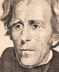 President Andrew Jackson's Indian Removal Act forced Seminole Indians from their homes in Florida.