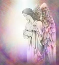 Angel therapy refers to a healing concept that involves communication with angels.