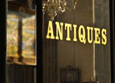 Having antiques appraised at a reputable store can help against appraisal fraud.