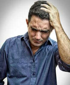 Anxiety produces both psychological symptoms as well as physical symptoms.