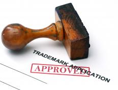 A name must be associated with the sale of goods or services to be trademarked.