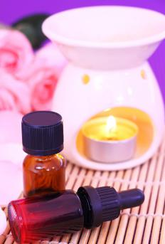 Aromatherapy is one possible alternative treatment to estrogen replacement therapy.