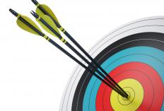 "The term ""arrow in the quiver"" is a metaphor related to archery."