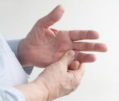Numbness in the fingers can have a variety of causes.