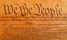 Changes in the Constitution must be approved by the state legislatures or through a constitutional convention.