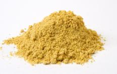 Asafoetida is a spice used as an antiflatulent.