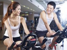 Resorts might have different fitness activities couples can enjoy together.