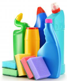 Spring cleaning is a term for cleaning the entire house from top to bottom once the winter season has ended.