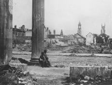 After the Civil War, much of the infrastructure of the former Confederacy was in shambles.