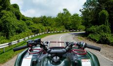 Both ATVs and UTVs can be made street legal.