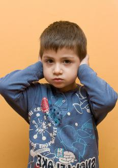 Noises can be particularly unsettling for those with autism, as they cannot process sounds correctly.