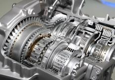 In most cars and trucks, the transmission system has a fixed number of gears that can be easily changed at various speeds.