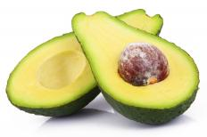Avocado oil is highly moisturizing.
