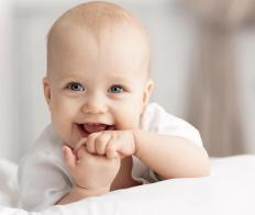 Circumcision is generally performed upon male babies.