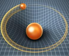 General relativity describes spacetime as a fabric warped by mass accounting for orbital systems, galaxies and the force of gravity.