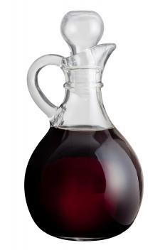Balsamic vinegar of Modena.
