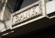 A banking institution can undergo a crisis when several large withdrawals are made.