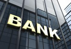 A bank recapitalization may occur when the entity acquires or merges with another similar entity.