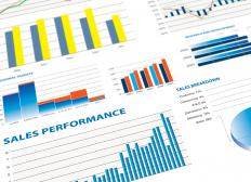 Investors can use reports to analyze a public fund's sales revenue and sales performance.