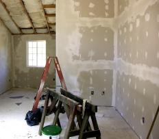 A home renovation contractor typically specializes in renovating certain rooms.