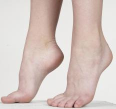 Injuring the tibialis anterior makes it difficult to move the foot up and down, and tough to stand on the toes.