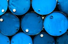 One barrel of oil equivalent is the energy released through the burning of one barrel of oil.
