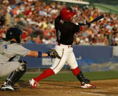 Many baseball players have the power to hit the ball to the warning track, but few have the power to hit home runs.
