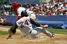 A suicide squeeze attempts to get a runner from third base to home plate safely.