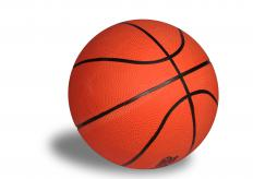 A player is credited with an assist in basketball when he or she passes the ball before the score is made.