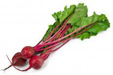 Beetroot can be used to make low-calorie pasta.