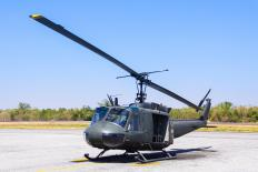The helicopter has largely replaced the scout car in the militaries of most nations.