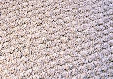 A benefit of berber carpeting is its durability.