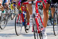 Biking may help relieve gluteus pain.