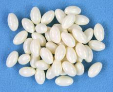 A vitamin B7 deficiency might be treated with a biotin supplement.