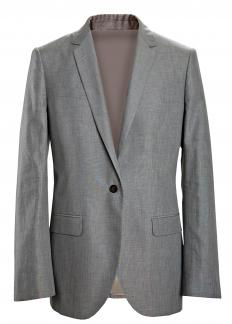 A blazer can be dressed up or down.